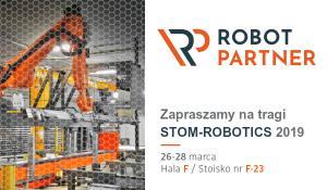 Targi STOM-ROBOTICS 2019